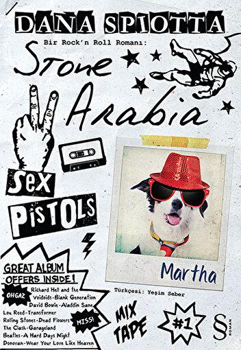 Stone Arabia. ürün görseli
