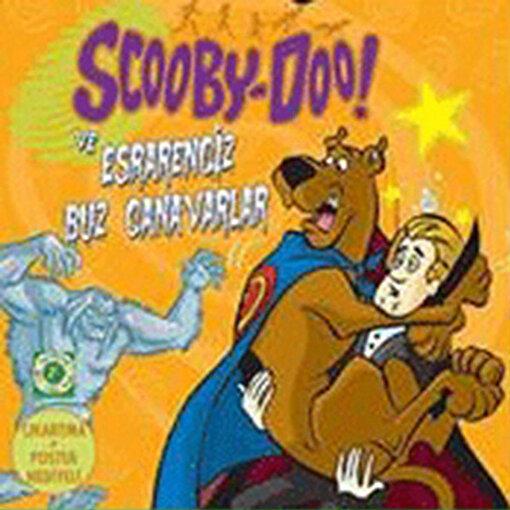 Scooby-Doo ve Esrarengiz Buz Canavarlar. ürün görseli