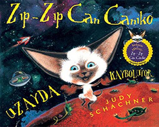 Zıp-Zıp Can Caniko - Uzayda Kayboluyor. ürün görseli