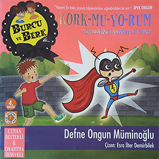 Burcu ve Berk ile Kork-mu-yo-rum. ürün görseli
