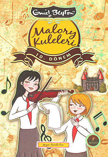 Malory Kuleleri 10. Dönem. ürün görseli