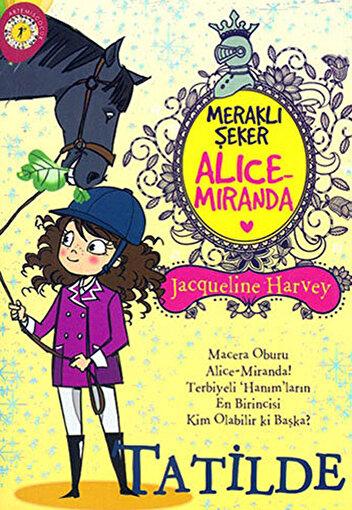 Alice-Miranda  Tatilde. ürün görseli
