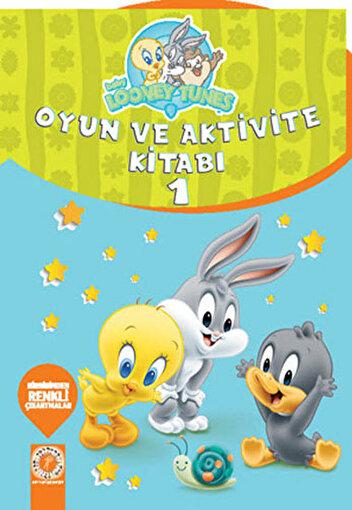 Oyun ve Aktivite Kitabı 1. ürün görseli