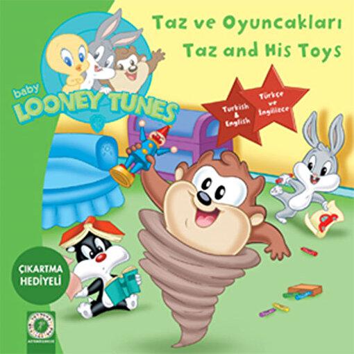 Taz ve Oyuncakları - Taz and His Toys. ürün görseli