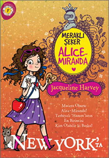 Alice-Miranda New York'ta. ürün görseli