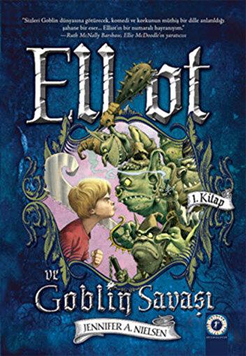 Elliot ve Goblin Savaşı. ürün görseli
