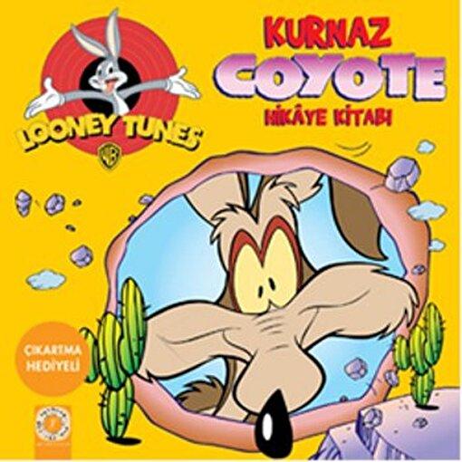 Kurnaz Coyote Hikaye Kitabı. ürün görseli