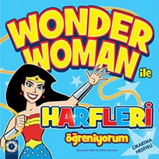 Wonder Woman ile Harfleri Öğreniyorum. ürün görseli