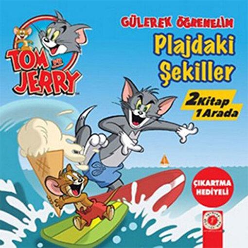 Tom ve Jerry - Plajdaki Şekiller. ürün görseli