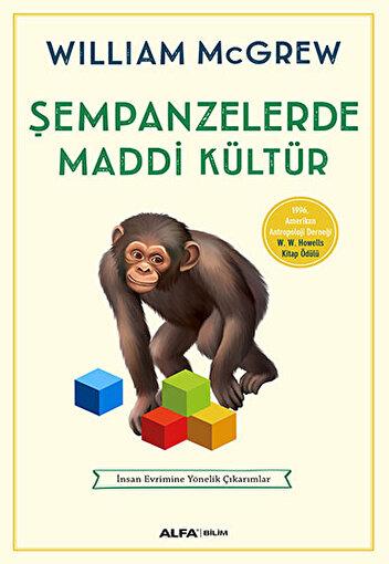 Şempanzelerde Maddi Kültür. ürün görseli