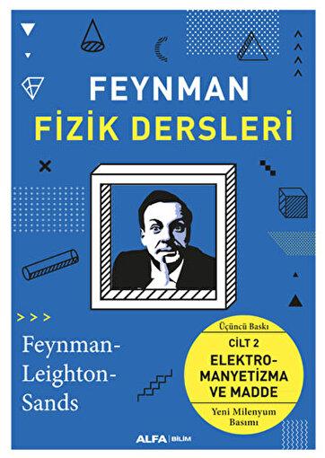 Feynman Fizik Dersleri - Cilt 2. ürün görseli