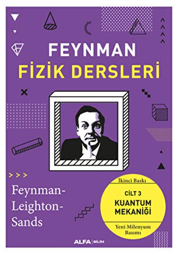 Feynman Fizik Dersleri - Cilt 3. ürün görseli