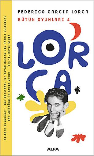 Lorca Bütün Oyunları 4. ürün görseli