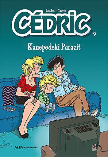 Cedric 9 - Kanepedeki Parazit. ürün görseli
