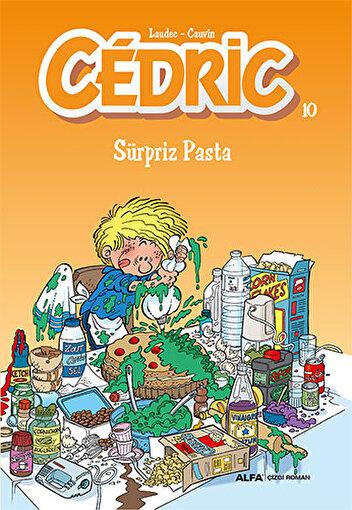 Cedric 10 - Sürpriz Pasta. ürün görseli