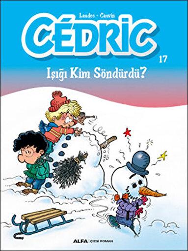 Cedric 17 - Işığı Kim Söndürdü?. ürün görseli