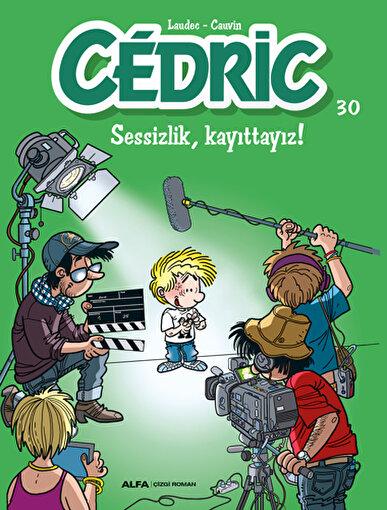 Cedric 30 - Sessizlik Kayıttayız. ürün görseli