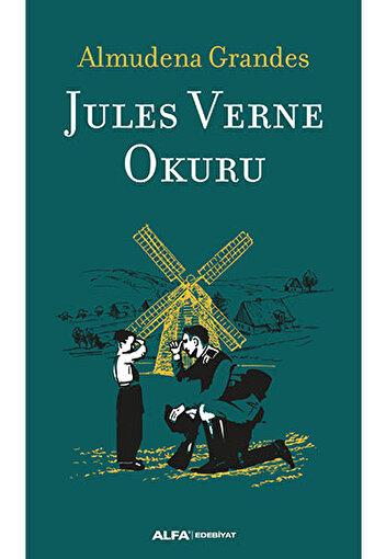 Jules Verne Okuru. ürün görseli