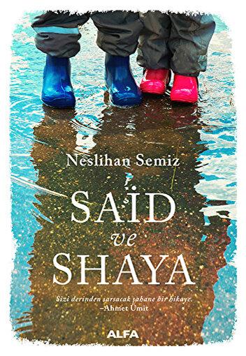 Said ve Shaya. ürün görseli