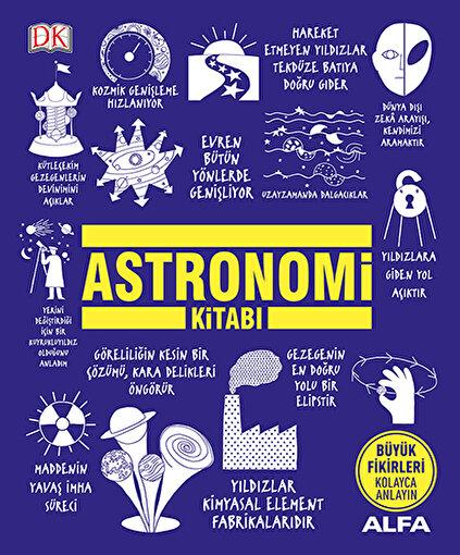 Astronomi Kitabı (Ciltli) - Kolektif. ürün görseli