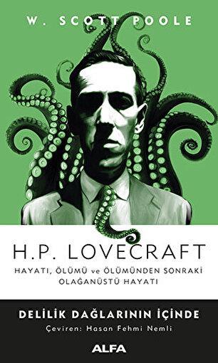H.P.Lovecraft - Delilik Dağlarının İçinde. ürün görseli