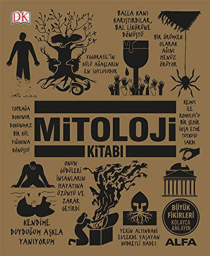 Mitoloji Kitabı (Ciltli) - Kolektif. ürün görseli