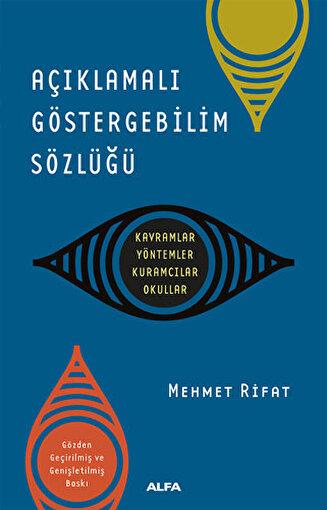 Açıklamalı Göstergebilim Sözlüğü - Mehmet Rifat. ürün görseli