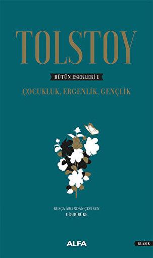 Tolstoy Bütün Eserleri 1 - Ciltli. ürün görseli