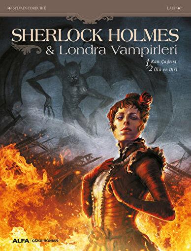 Sherlock Holmes & Londra Vampirleri. ürün görseli