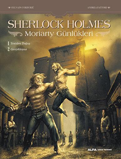 Sherlock Holmes - Moriarty Günlükleri. ürün görseli