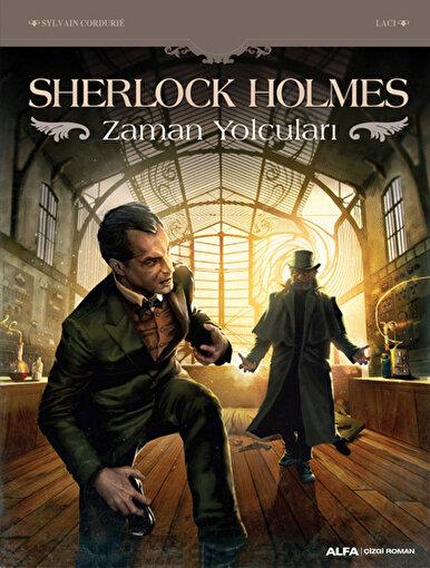 Sherlock Holmes - Zaman Yolcuları. ürün görseli