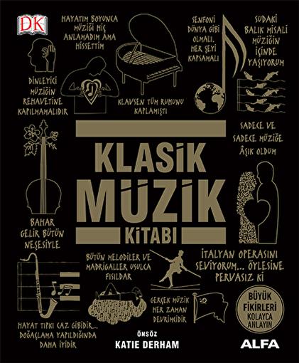 Klasik Müzik Kitabı (Ciltli) - Kolektif. ürün görseli