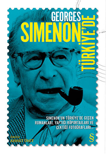 Georges Simenon Türkiye'de. ürün görseli