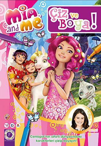 Mia and Me - Çiz ve Boya 4. ürün görseli
