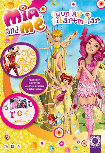Mia and Me - Oyunlar ve Çıkartmalar 2. ürün görseli