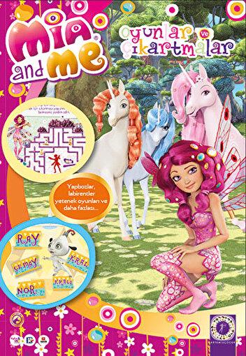 Mia and Me - Oyunlar ve Çıkartmalar 3. ürün görseli