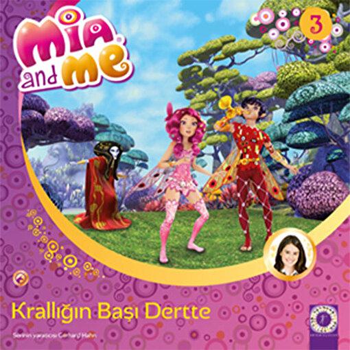 Mia and Me - Krallığın Başı Dertte . ürün görseli