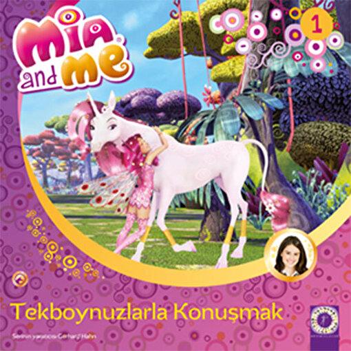 Mia and Me - Tekboynuzlarla Konuşmak. ürün görseli