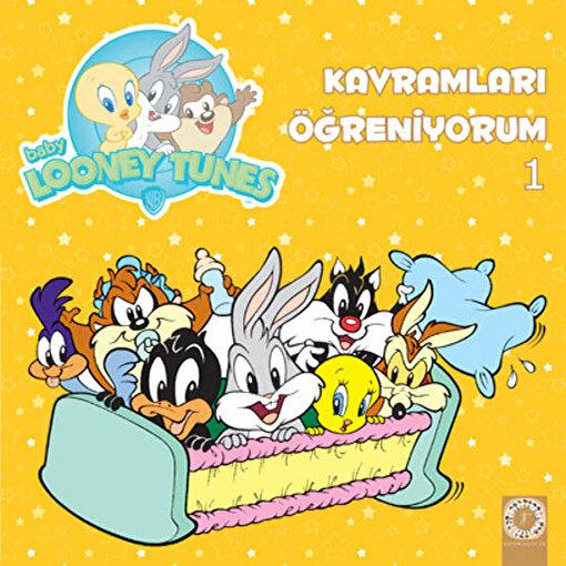 Baby Looney Tunes Kavramları Öğreniyorum 1. ürün görseli