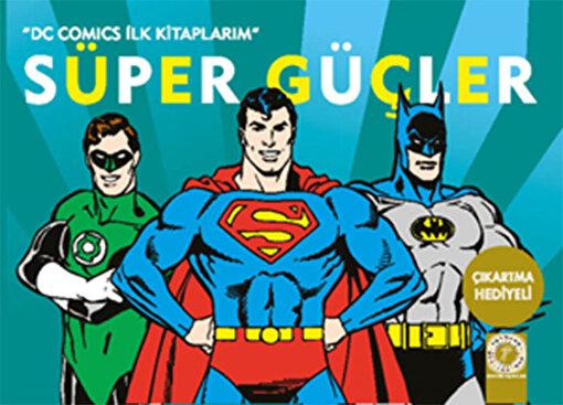 Süper Güçler. ürün görseli