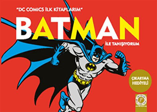 Batman ile Tanışıyorum. ürün görseli