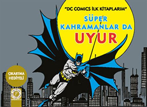 Süper Kahramanlar da Uyur. ürün görseli