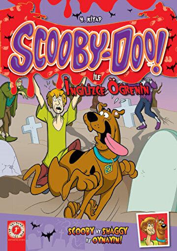 Scooby-Doo İle İngilizce Öğrenin 4. Kitap. ürün görseli