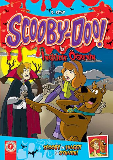 Scooby-Doo İle İngilizce Öğrenin 5. Kitap. ürün görseli