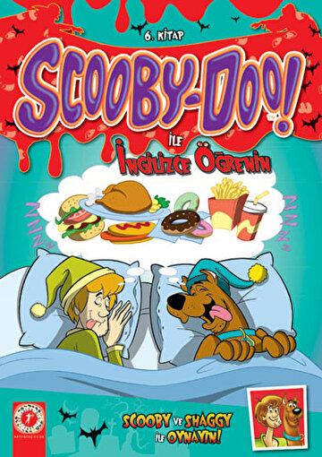 Scooby-Doo İle İngilizce Öğrenin 6. Kitap. ürün görseli