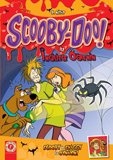 Scooby-Doo İle İngilizce Öğrenin 9. Kitap. ürün görseli
