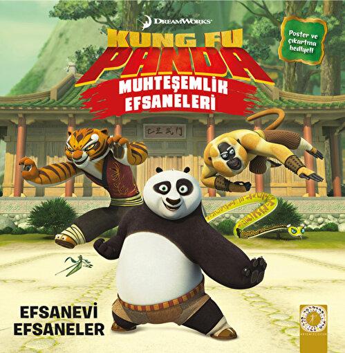 Kung Fu Panda Muhteşemlik Efsaneleri - Efsanevi Efsaneler  . ürün görseli