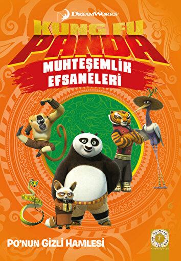 Kung Fu Panda Muhteşemlik Efsaneleri. ürün görseli