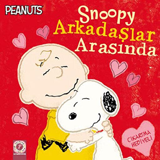 Snoopy - Arkadaşlar Arasında. ürün görseli