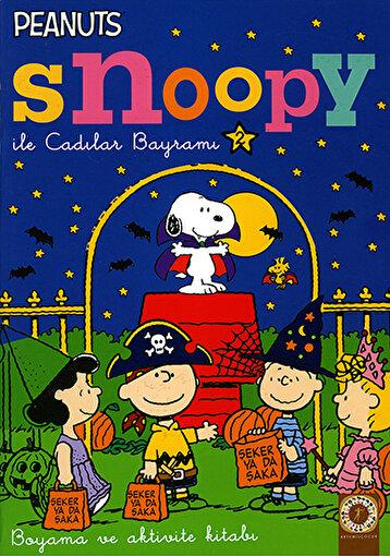 Snoopy ile Cadılar Bayramı 2. ürün görseli